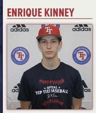 Enrique Kinney's Baseball Recruiting Profile