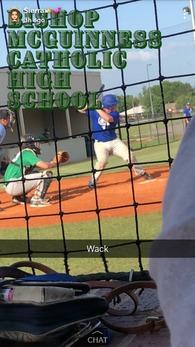 Michael Halferty's Baseball Recruiting Profile