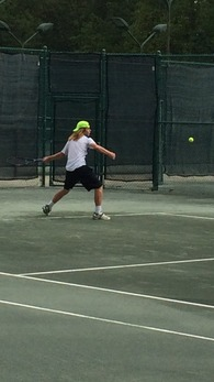 Chase Parker's Men's Tennis Recruiting Profile