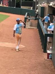 Ronald Jones's Baseball Recruiting Profile