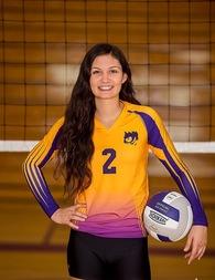 Erica Faulkner's Women's Volleyball Recruiting Profile