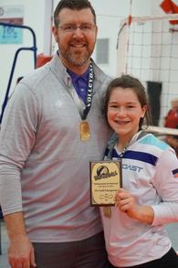 Madison Ballard's Women's Volleyball Recruiting Profile