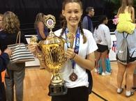 Devyn Bette's Women's Volleyball Recruiting Profile