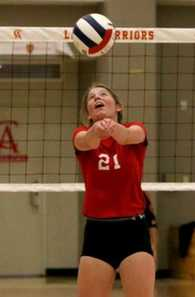 Morgan Brasher's Women's Volleyball Recruiting Profile