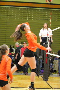 Sidney Switzer's Women's Volleyball Recruiting Profile