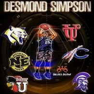 Desmond Simpson's Men's Basketball Recruiting Profile