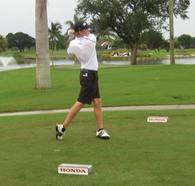 Chase Ibbotson's Men's Golf Recruiting Profile