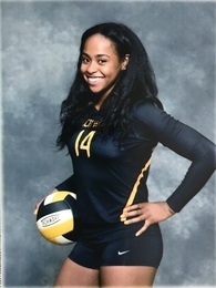 Cassidy Gilliam's Women's Volleyball Recruiting Profile