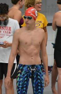 Alexander McCormick's Men's Swimming Recruiting Profile