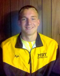 Kyle Doxtater's Men's Swimming Recruiting Profile