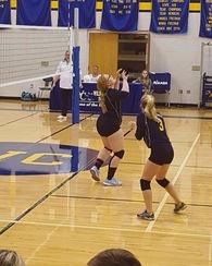 Savannah Hinen's Women's Volleyball Recruiting Profile