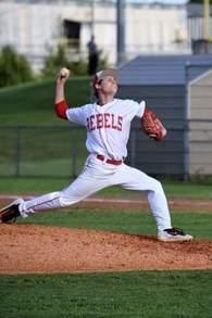 Chase Daffron's Baseball Recruiting Profile