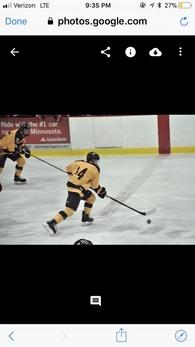 Jake Saver's Men's Ice Hockey Recruiting Profile