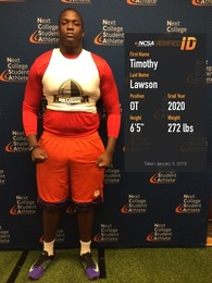 Timothy Lawson's Football Recruiting Profile