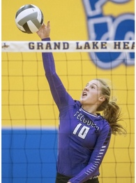 Paige Fortkamp's Women's Volleyball Recruiting Profile