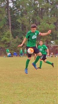 Saba Kheladze's Men's Soccer Recruiting Profile