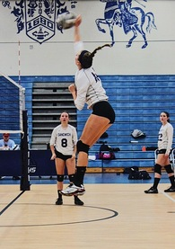 Jenna Buttrick's Women's Volleyball Recruiting Profile