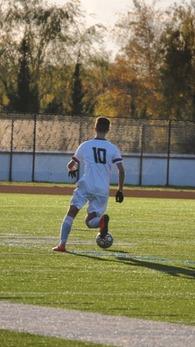 Kaleb Pereira's Men's Soccer Recruiting Profile