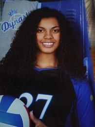 Nevaeh Jackson's Women's Volleyball Recruiting Profile