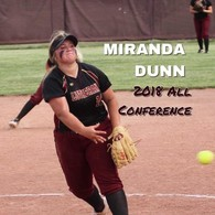 Miranda Dunn's Softball Recruiting Profile