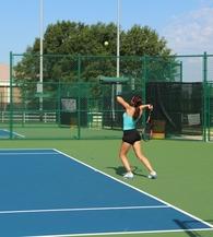 Sara Ledford's Women's Tennis Recruiting Profile