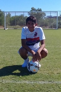 Esteban Cabrera's Men's Soccer Recruiting Profile
