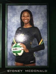 Sydney McDonald's Women's Volleyball Recruiting Profile