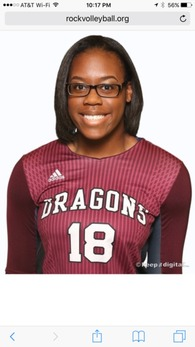 Dayjah Whyte's Women's Volleyball Recruiting Profile