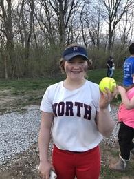 Christina Richards's Softball Recruiting Profile