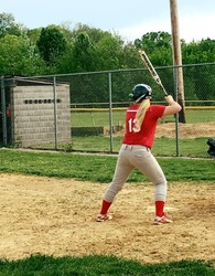 Delanie White's Softball Recruiting Profile