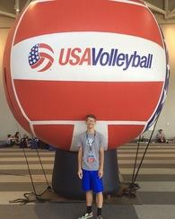 Ryan Schmidt's Men's Volleyball Recruiting Profile