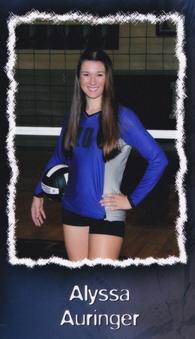 Alyssa Auringer's Women's Volleyball Recruiting Profile