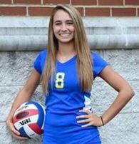 Hannah Atzeni's Women's Volleyball Recruiting Profile