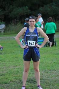 Katelyn Saner's Women's Track Recruiting Profile