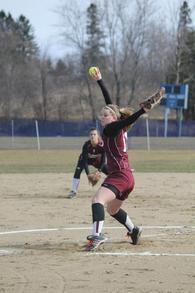 Becky Orcutt's Softball Recruiting Profile