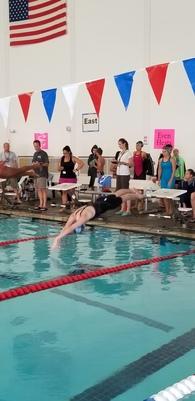 Sierra Weeks's Women's Swimming Recruiting Profile