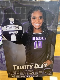 Trinity Clay's Women's Volleyball Recruiting Profile
