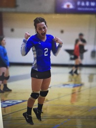 Joie Goninan's Women's Volleyball Recruiting Profile