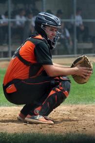 Shom Berry #16's Baseball Recruiting Profile