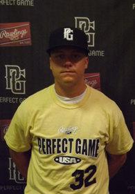 """Robert """"Ben"""" Baggett's Baseball Recruiting Profile"""