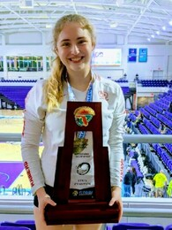 Cameron Bendel's Women's Volleyball Recruiting Profile