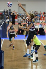 Andrew Klein's Men's Volleyball Recruiting Profile