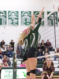 Brittany Fillingham's Women's Volleyball Recruiting Profile