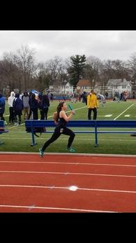 Nicole Giron's Women's Track Recruiting Profile