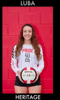 Makenna Luba's Women's Volleyball Recruiting Profile