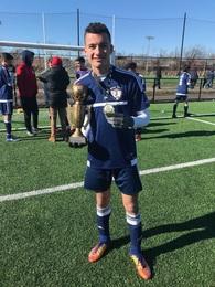 Lucas Estevis's Men's Soccer Recruiting Profile