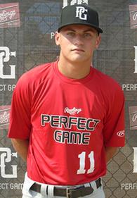 BRETT JETTON's Baseball Recruiting Profile