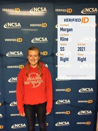 Morgan Kline's Softball Recruiting Profile