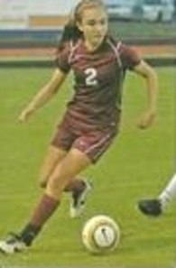 Sara Spain's Women's Soccer Recruiting Profile