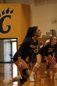 Madeline George's Women's Volleyball Recruiting Profile